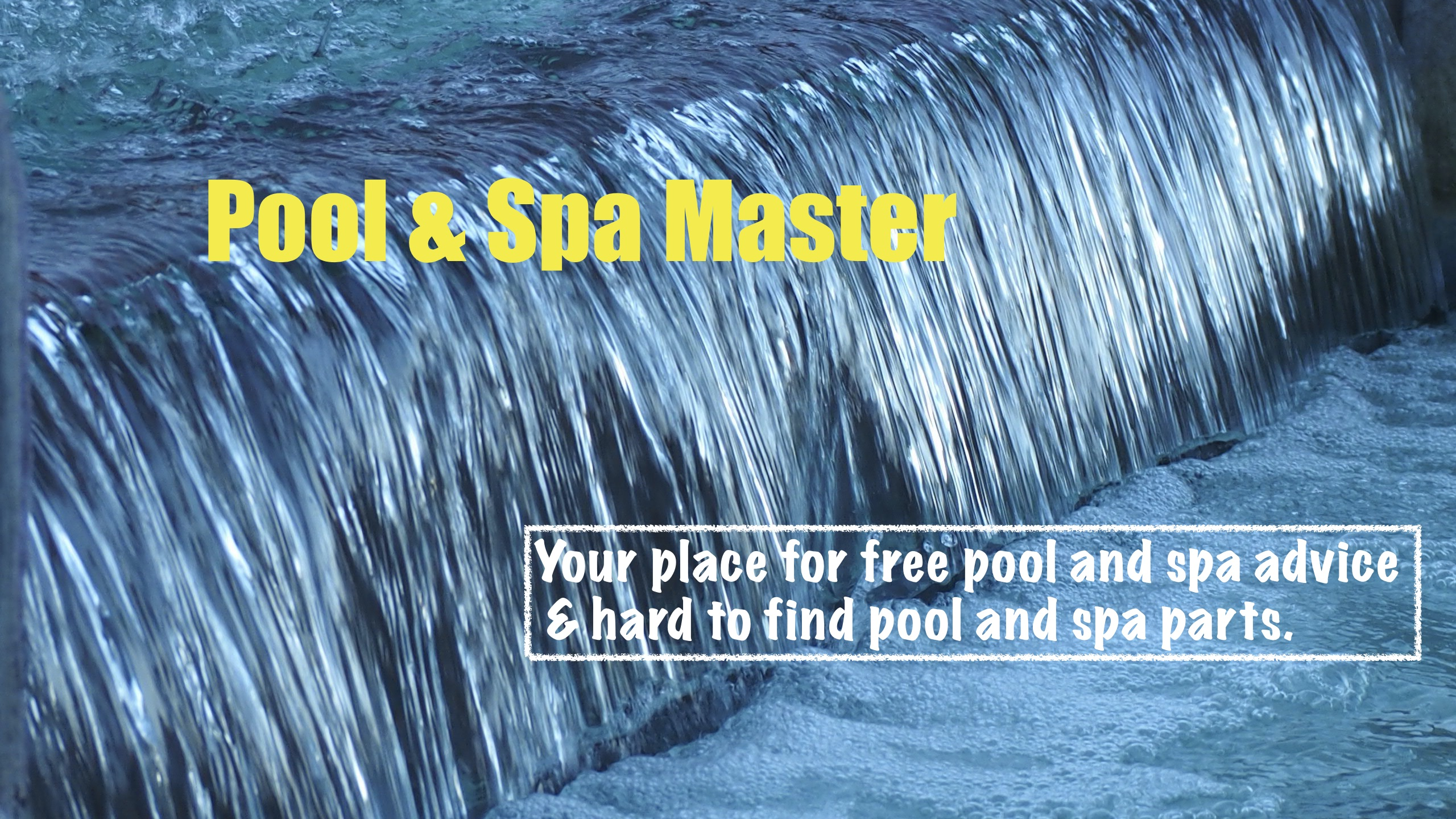 Pool & Spa Master